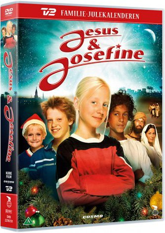 Jesus Og Josefine - Tv2 Julekalender - DVD - Tv-serie
