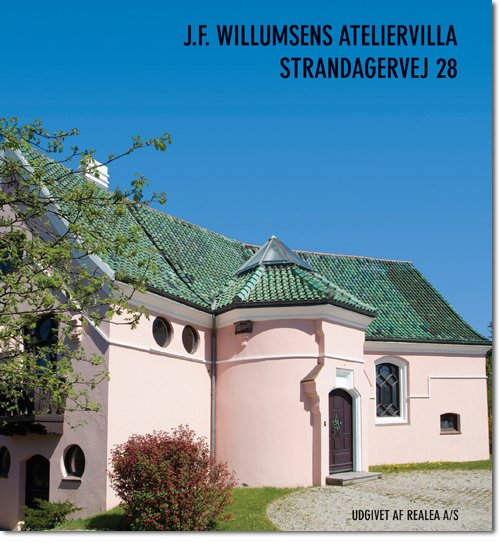 Billede af J.f. Willumsens Ateliervilla - Birgit Weylandt - Bog