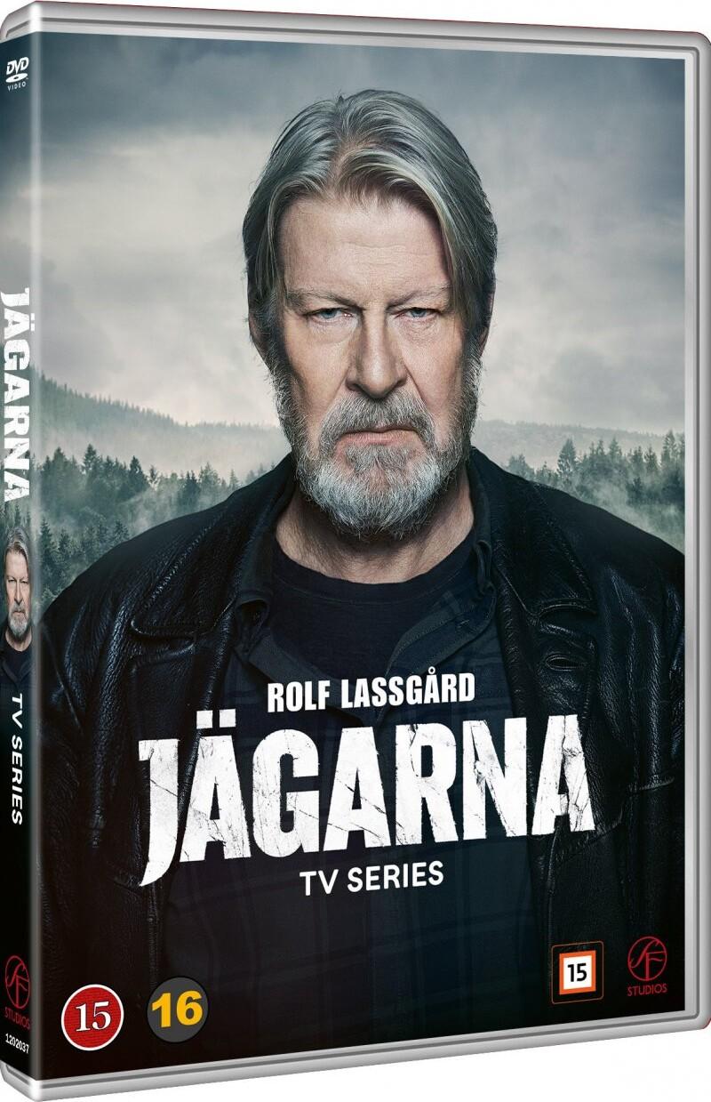 Image of   Jægerne / Jägarna - Sæson 1 - DVD - Tv-serie