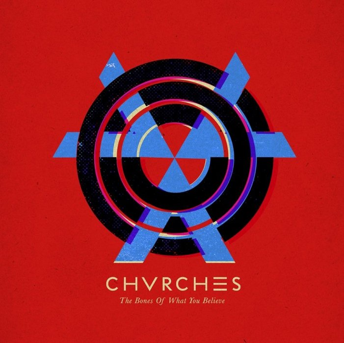 Image of   Chvrches - The Bones Of What You Believe - CD