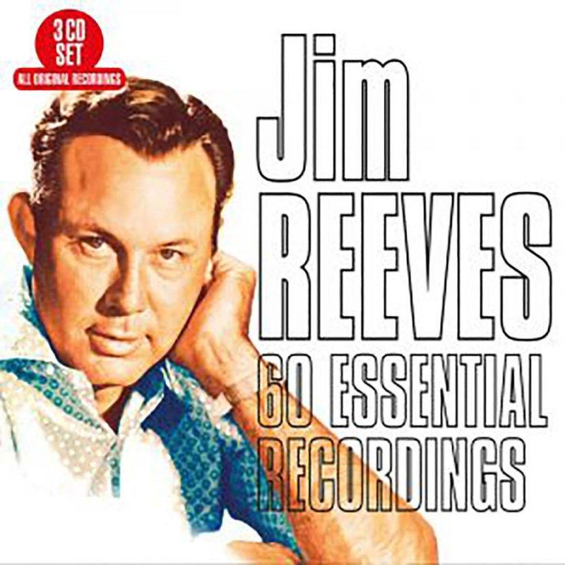 Image of   Jim Reeves - 60 Essential Recordings - CD