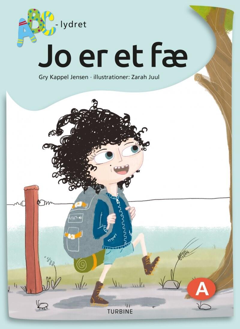 Image of   Jo Er Et Fæ - Gry Kappel Jensen - Bog