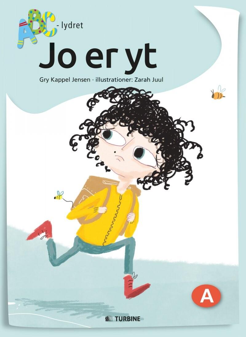 Image of   Jo Er Yt - Gry Kappel Jensen - Bog