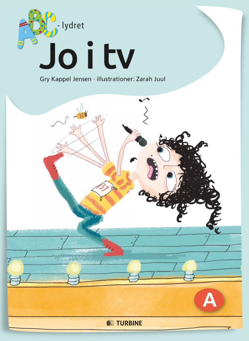 Image of   Jo I Tv - Gry Kappel Jensen - Bog