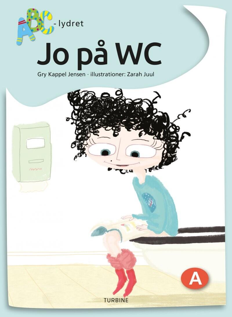 Image of   Jo På Wc - Gry Kappel Jensen - Bog