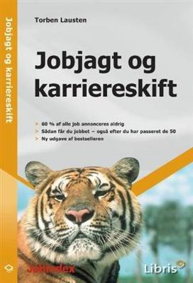Billede af Jobjagt Og Karriereskift - Torben Lausten - Bog