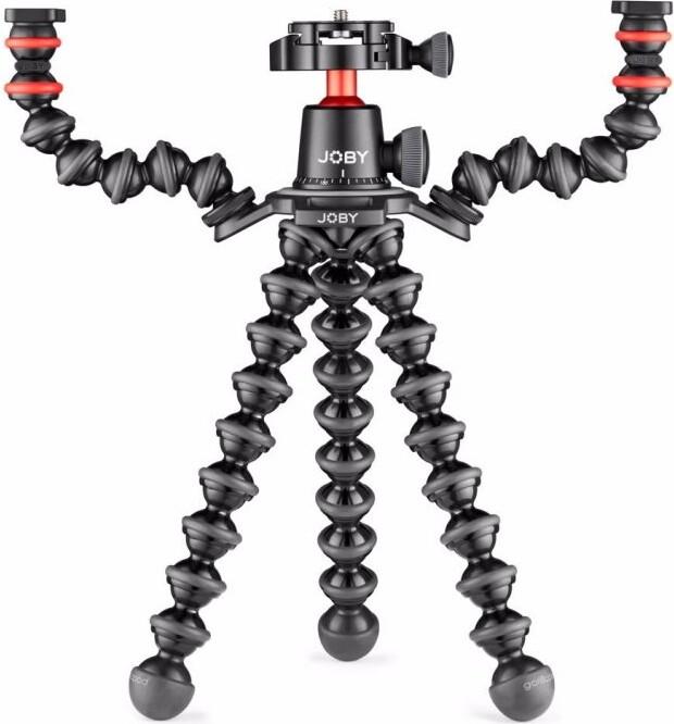 Image of   Joby - Gorillapod 3k Pro Rig - Fleksibel Mini Tripod Rig Til Kamera