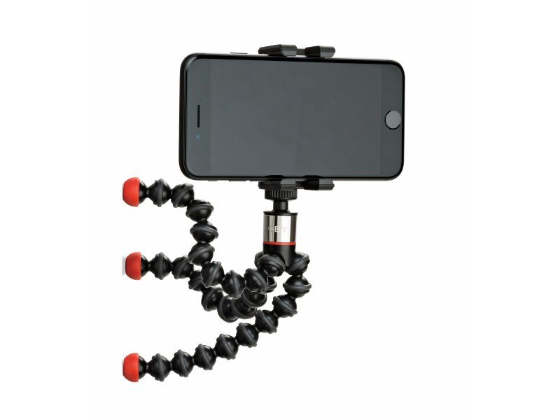 Image of   Joby Griptight One Magnetic Impulse - Gorillapod Til Smartphone - Sort