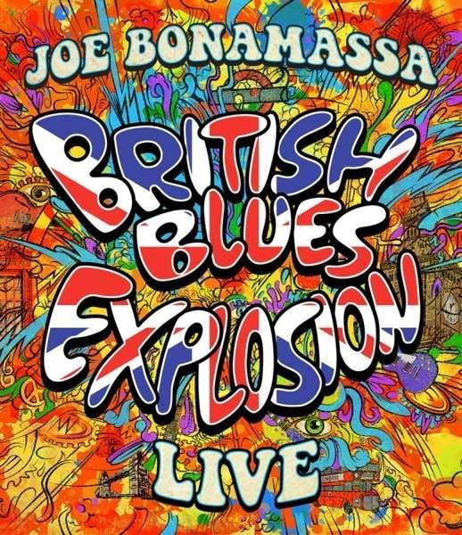 Image of   Joe Bonamassa - British Blues Explosion Live - Blu-Ray