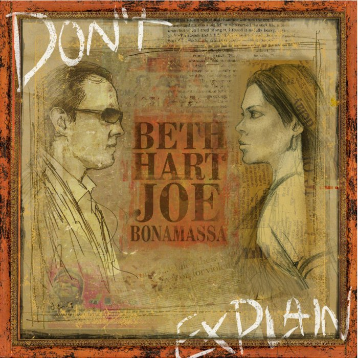 Image of   Beth Hart And Joe Bonamassa - Dont Explain - CD