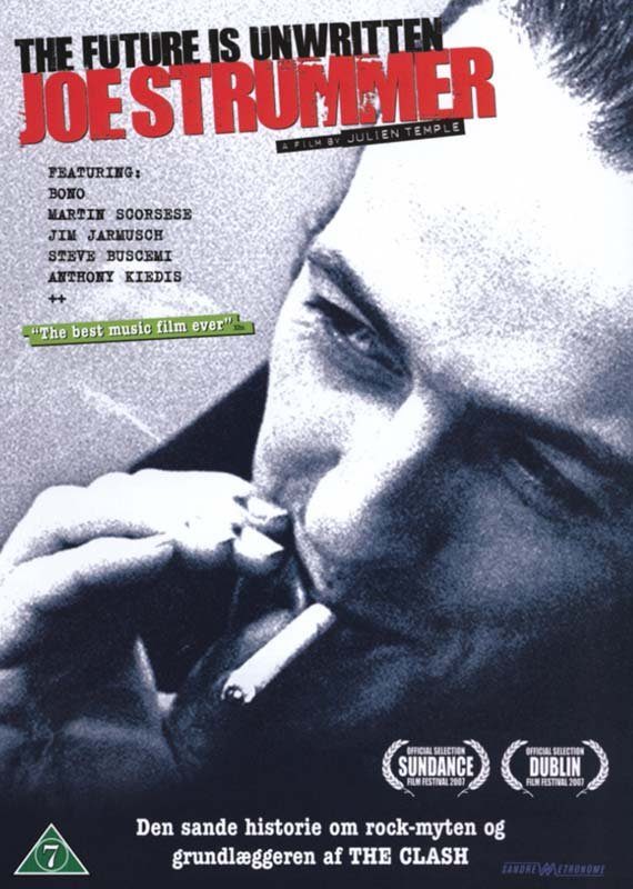 Image of   Joe Strummer - The Future Is Unwritten - DVD - Film