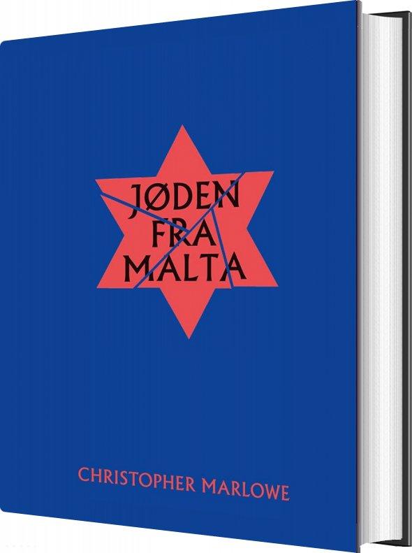 Image of   Jøden Fra Malta - Christopher Marlowe - Bog