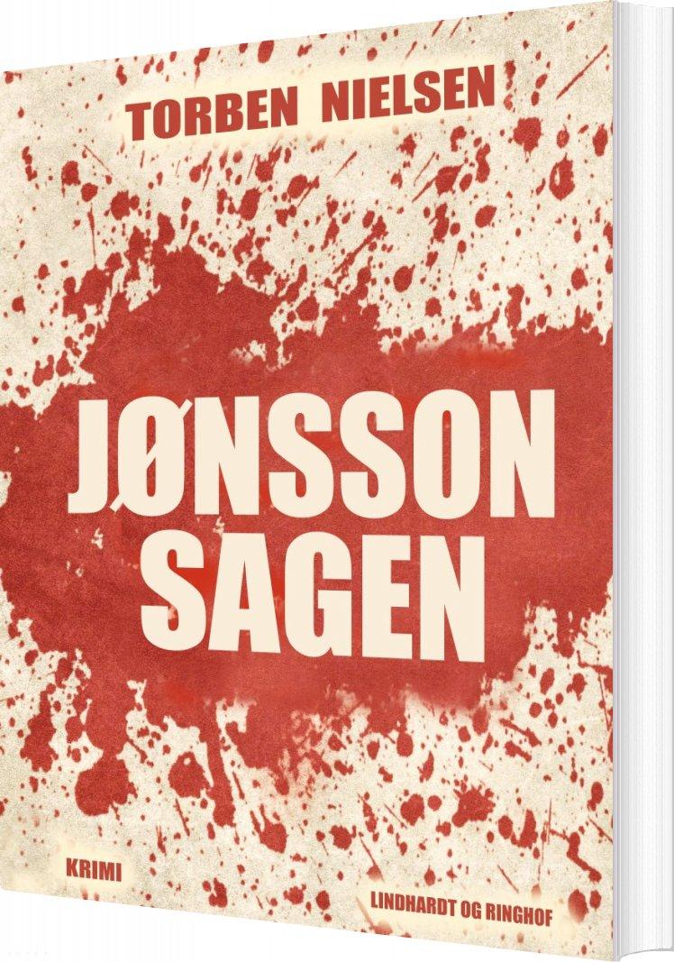 Image of   Jønsson-sagen - Torben Nielsen - Bog