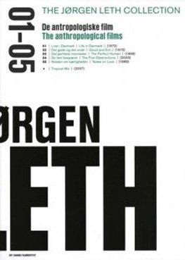 Billede af Jørgen Leth Boks 1 - De Antropologiske Film - DVD - Film