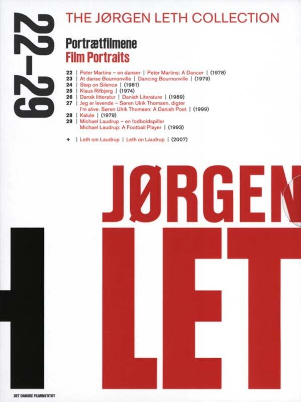 Billede af Jørgen Leth Film Collection - Portrætfilmene - DVD - Film