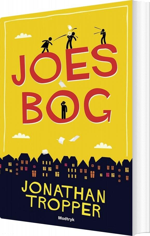 Joes Bog - Jonathan Tropper - Bog