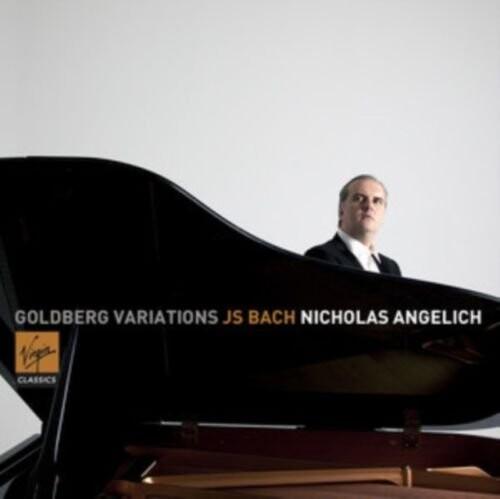 Image of   Nicholas Angelich - Johan Sebastian Bach - Goldberg Variations - CD