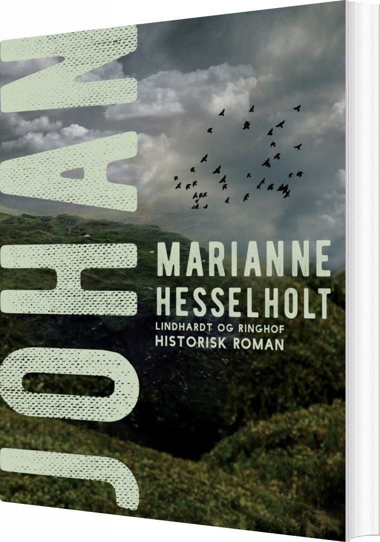 Image of   Johan - Marianne Hesselholt - Bog