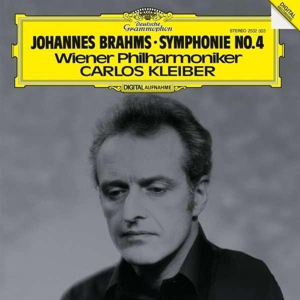 Image of   Carlos Kleiber - Johannes Brahms Symphonie No. 4 - Vinyl / LP