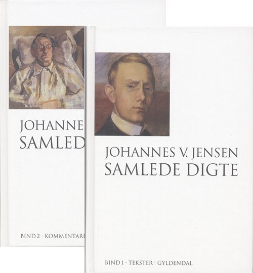 Image of   Johannes V. Jensen. Samlede Digte 1-2 - Johannes V. Jensen - Bog