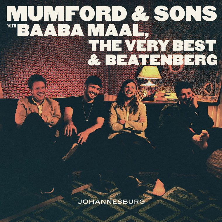 Image of   Mumford And Sons - Johannesburg - Ep - Vinyl / LP
