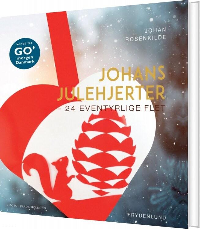Johans Julehjerter – Johan Rosenkilde – Bog
