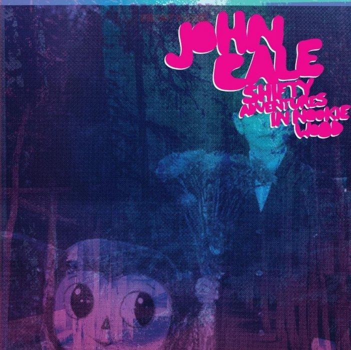John Cale - Shifty Adventures In Nookie Wood - CD
