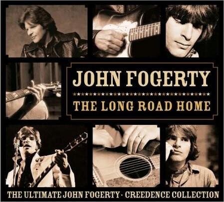 Billede af John Fogerty - The Long Road Home - Best Of - CD