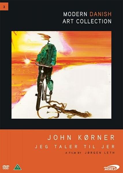 Image of   John Kørner - Jeg Taler Til Jer - DVD - Film