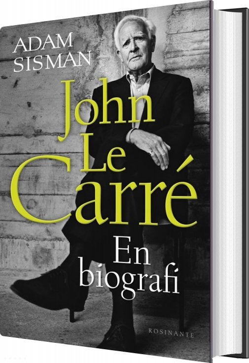 Image of   John Le Carré - En Biografi - Adam Sisman - Bog