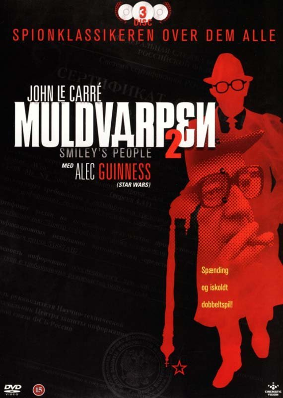Billede af John Le Carres Muldvarpen - Del 2 - DVD - Tv-serie