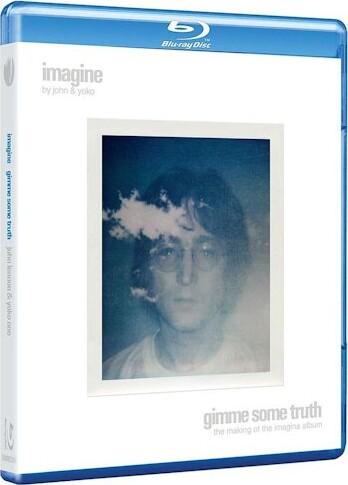 Image of   John Lennon And Yoko Ono: Imagine / Gimme Some Truth - Blu-Ray