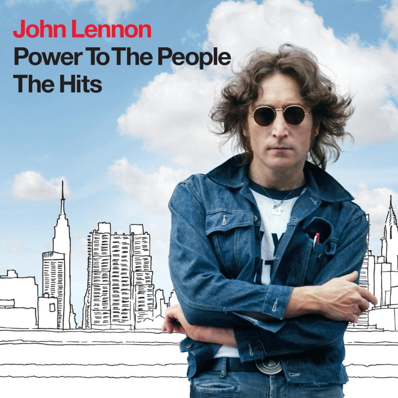 Image of   John Lennon - Power To The People - The Hits - CD