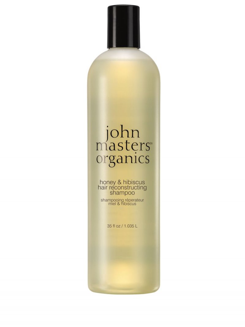 John Masters Organics Honey And Hibiscus Hair Reconstructing Shampoo - 1035 Ml.