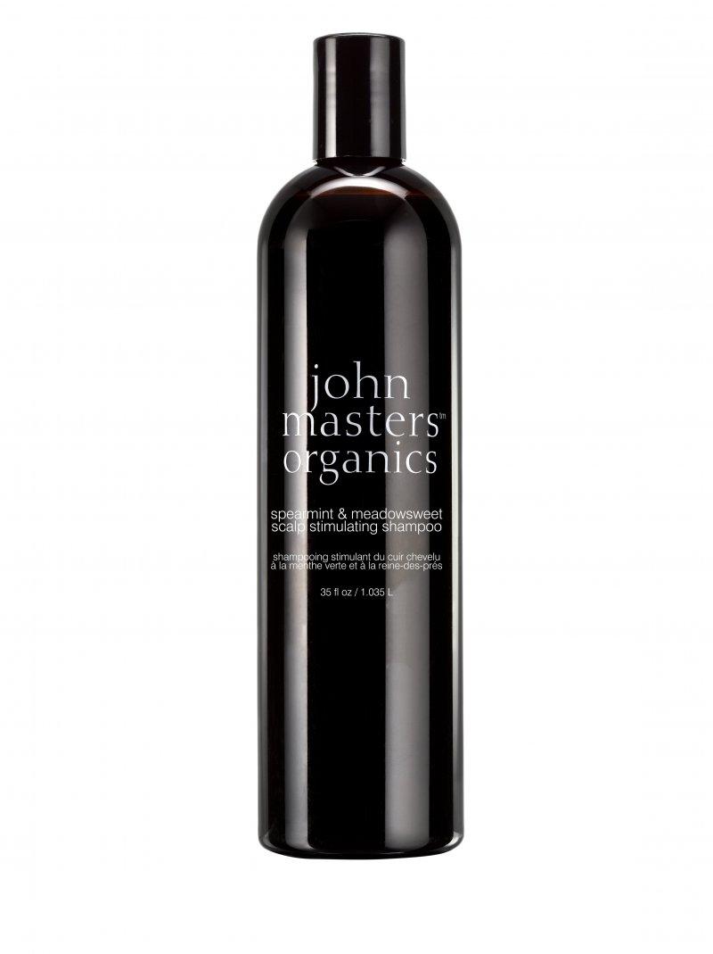 John Masters Organics Spearmint And Meadowsweet Scalp Stimulating Shampoo - 1035 Ml.