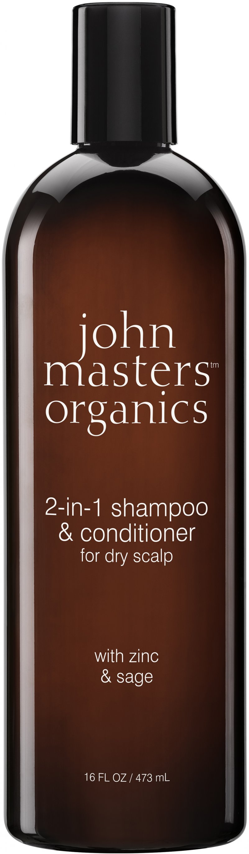 Image of   John Masters Organics Zinc And Sage Shampoo Med Conditioner - 473 Ml.