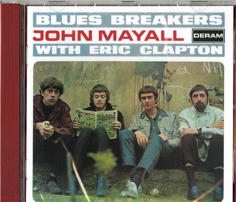 Image of   John Mayall - Blues Breakers - CD