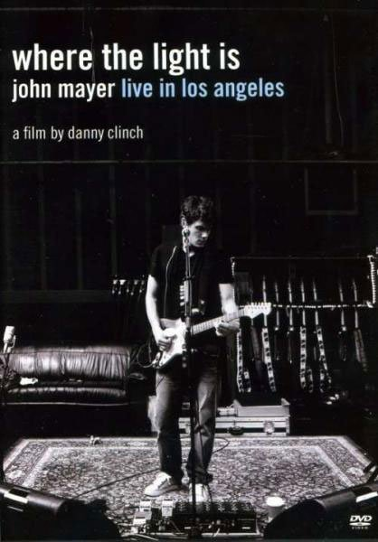 John Mayer: Where The Light Is - Live In Los Angeles - DVD - Film