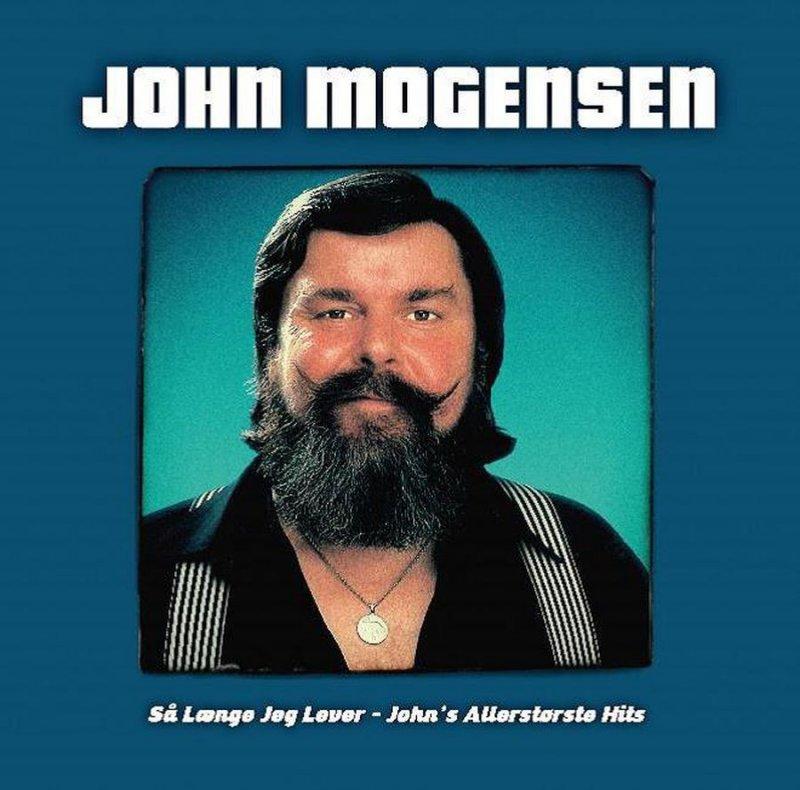Image of   John Mogensen - Så Længe Jeg Lever - Johns Allerstørste Hits - Vinyl / LP
