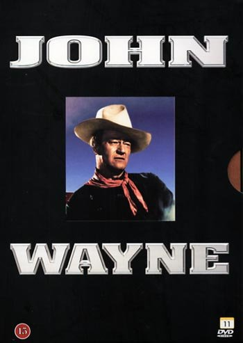 John Wayne Collection Box - DVD - Film