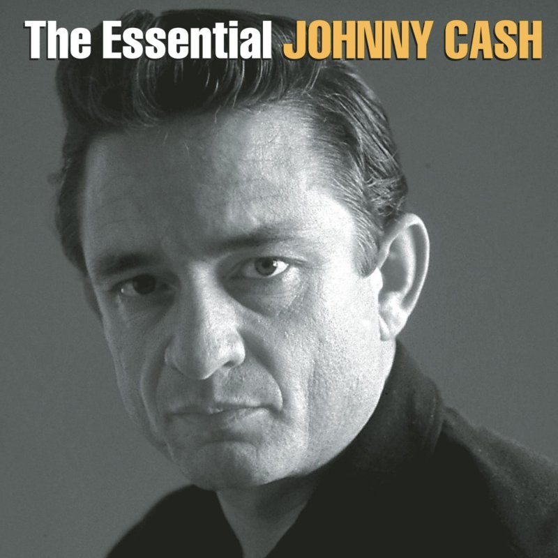 Image of   Johnny Cash - Essential Johnny Cash - CD