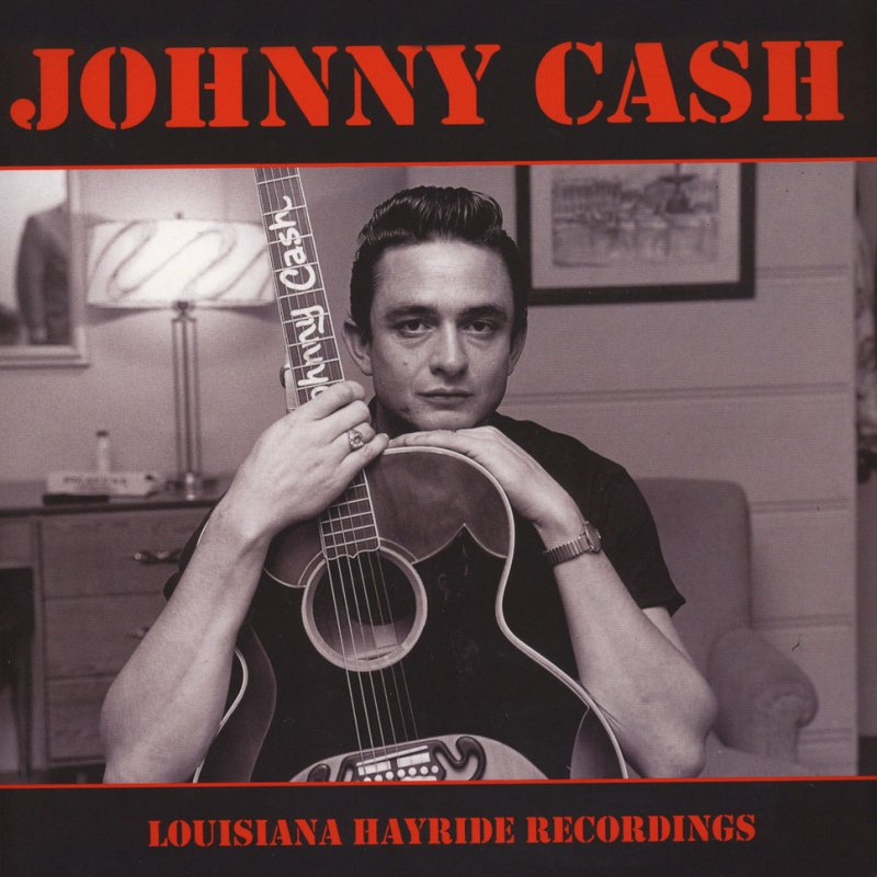 Image of   Johnny Cash - Louisiana Hayride Recordings - Vinyl / LP