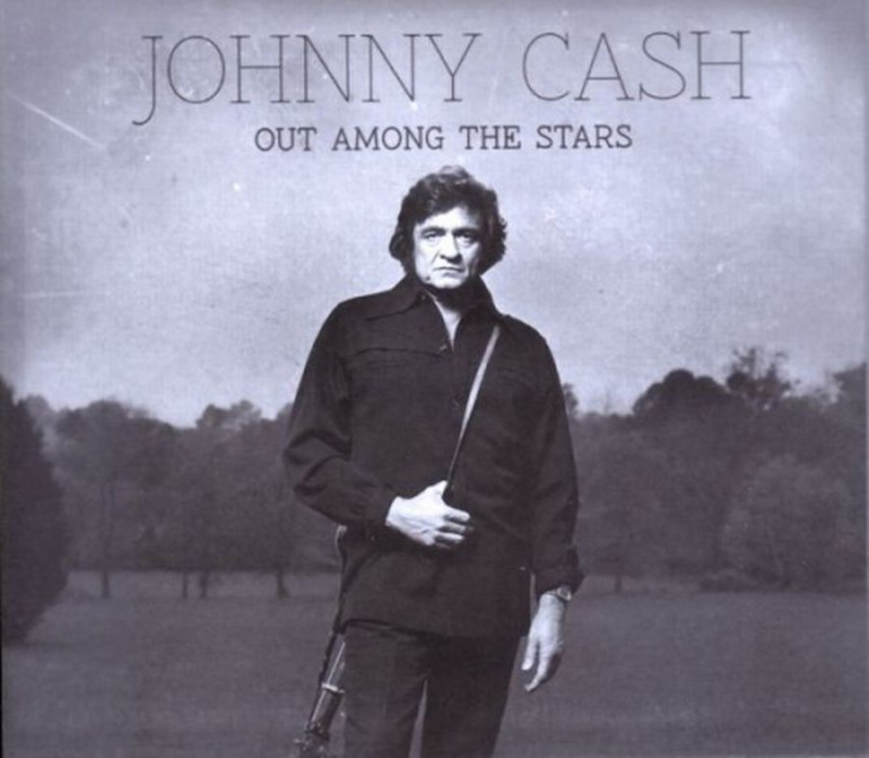 Image of   Johnny Cash - Out Among The Stars - CD