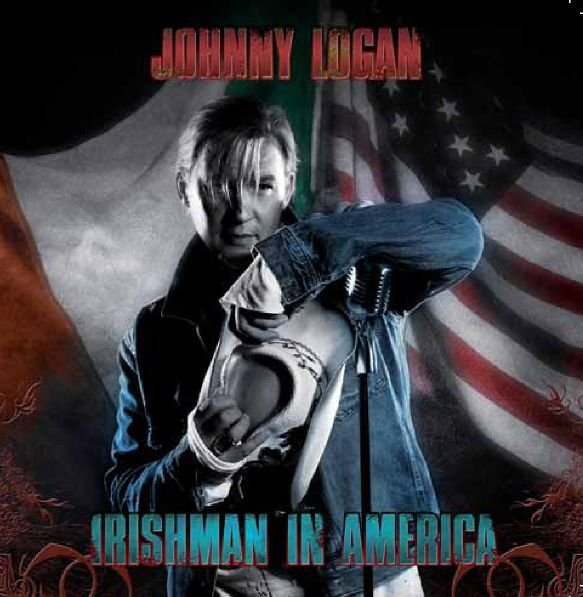 Image of   Johnny Logan - Irishman In America - CD