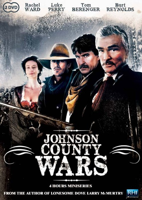 Image of   Johnson County Wars - DVD - Film