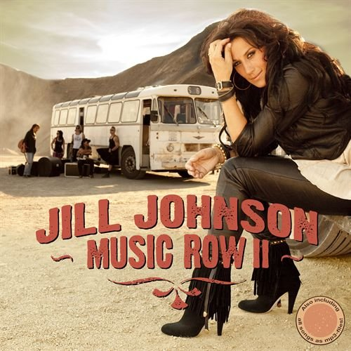 Image of   Jill Johnson - Music Row 2 - CD