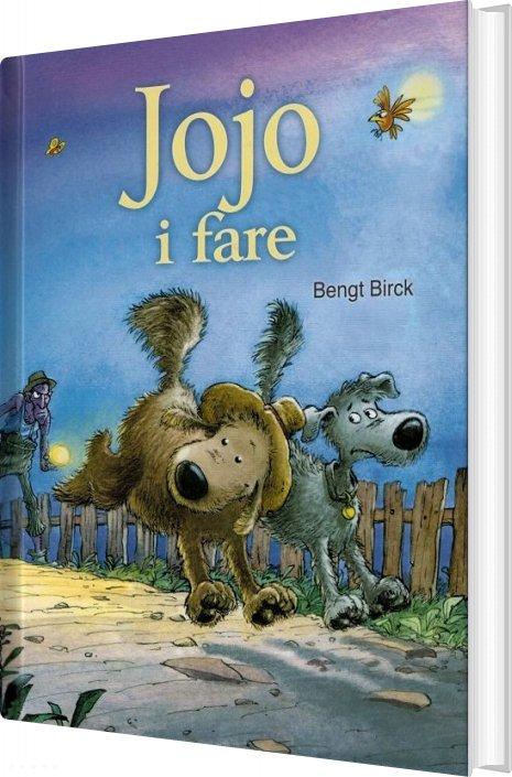 Jojo I Fare - Bengt Birck - Bog