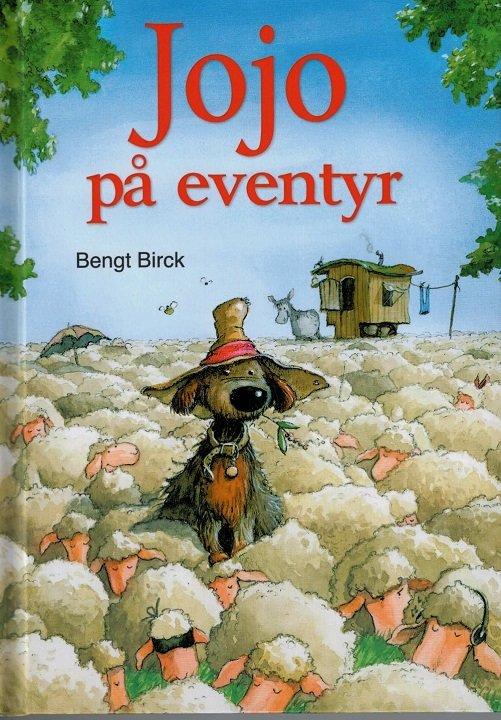 Jojo På Eventyr - Bengt Birck - Bog