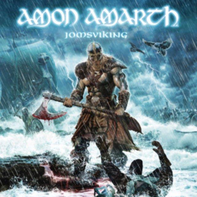 Image of   Amon Amarth - Jomsviking - Vinyl / LP