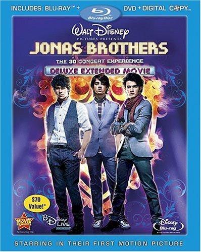 Image of   Jonas Brothers - Disney - Blu-Ray